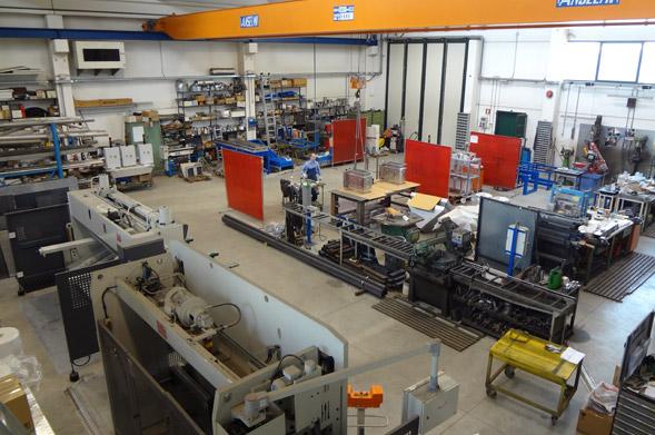 Manutenzioni ed Impianti Industriali